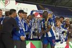Um momento para recordar: FC Porto quis que fosse Casillas a levantar a Taça de Portugal