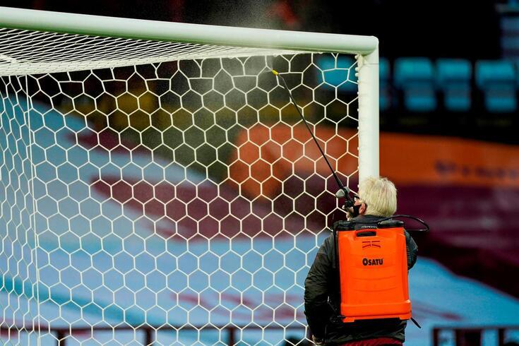 Os golos de mais uma ronda da Premier League