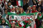 40 anos depois, as mulheres tiveram autorização para assistirem a um jogo de futebol masculino