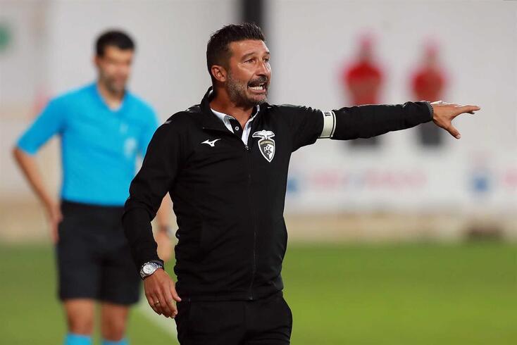 Portimão, 29/09/2019 - O Portimonense recebeu esta tarde o SC Braga, em jogo a contar para a 7ª jornada