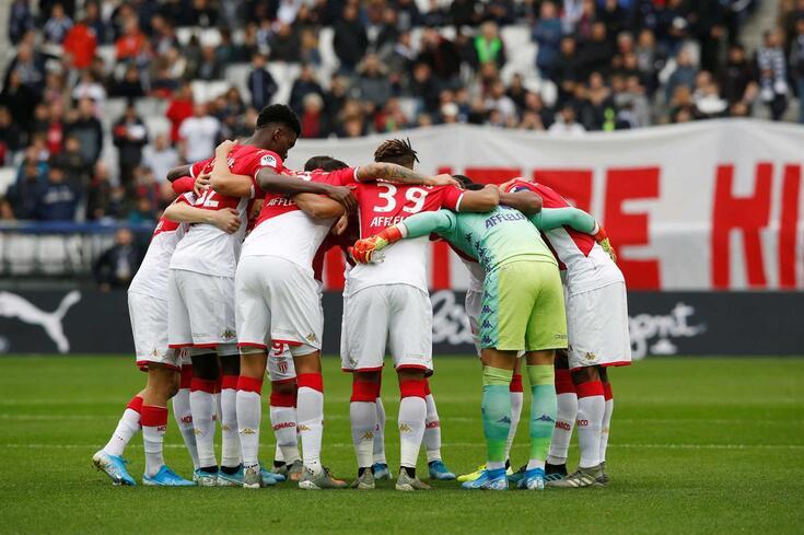 Mónaco-PSG vai disputar-se logo após o... PSG-Mónaco
