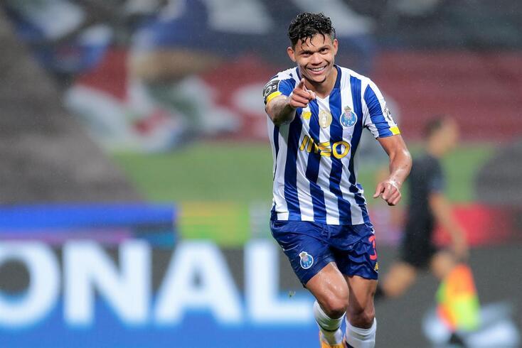 Evanilson estreou-se a titular e deu a vitória ao FC Porto