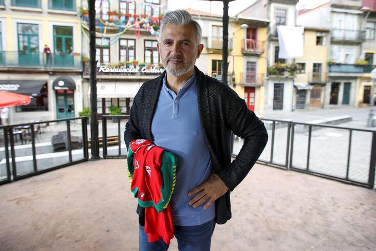 Paulo Pereira com a ambição em alta