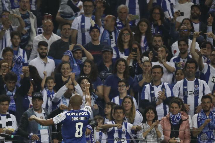 FC Porto despede-se do Dragão e há um registo já com dois anos