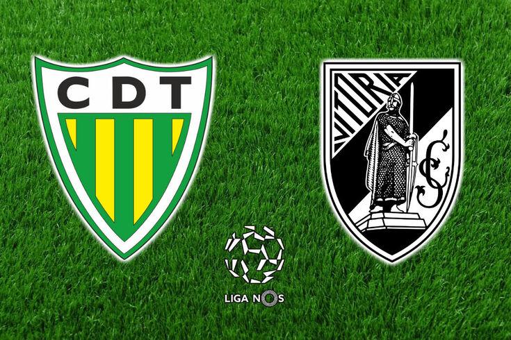 DIRETO   Tondela-V. Guimarães