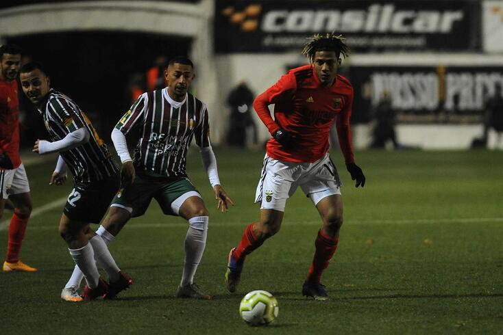 Todibo estreou-se finalmente pelo Benfica