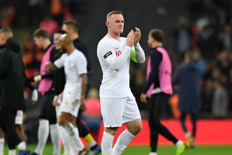 Inglaterra vence Estados Unidos na despedida de Wayne Rooney 16f79f1830c82