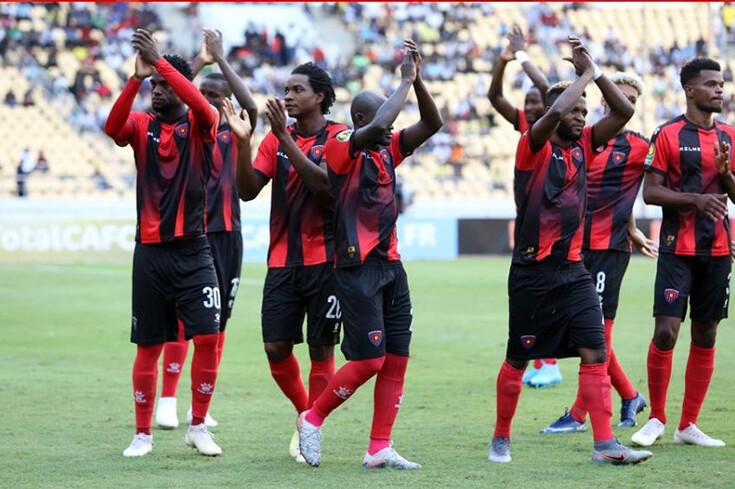 Vitória robusta do 1º Agosto tira liderança ao Petro de Luanda