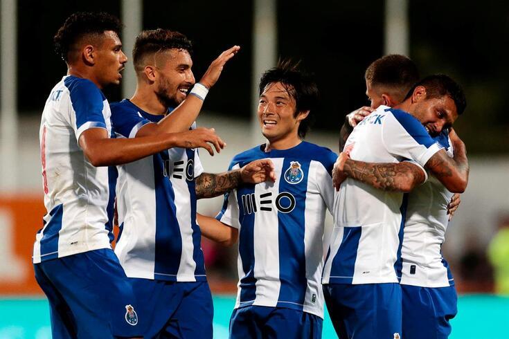 DIRETO | FC Porto-Bétis