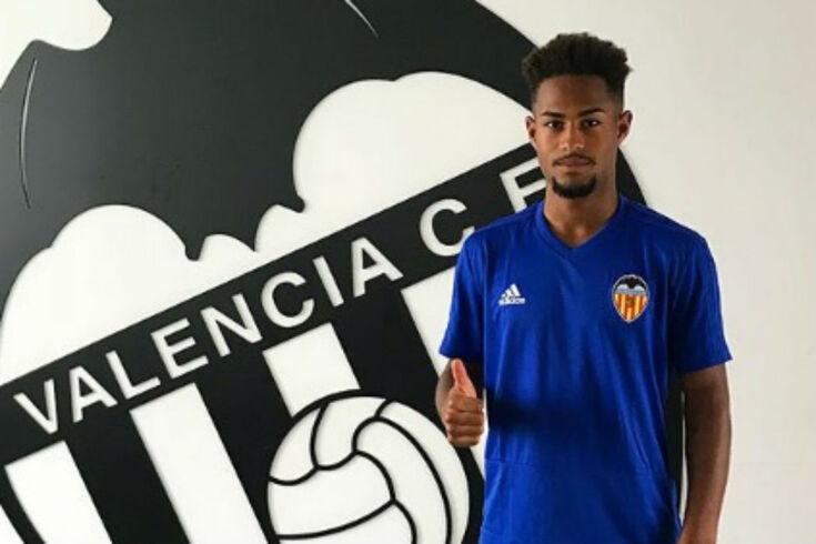 Depois de Gonçalo Guedes, Valência contrata mais um jogador português