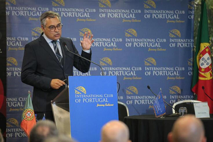 José Couceiro, diretor técnico da Federação Portuguesa de Futebol