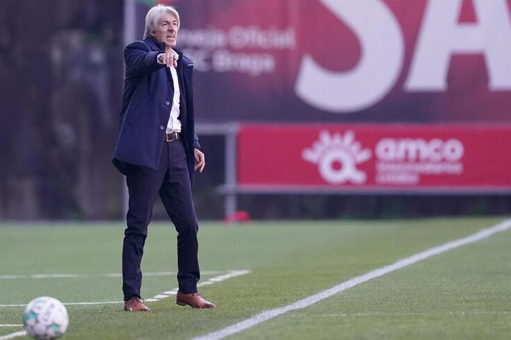 Filipe Moreira, treinador do Torreense