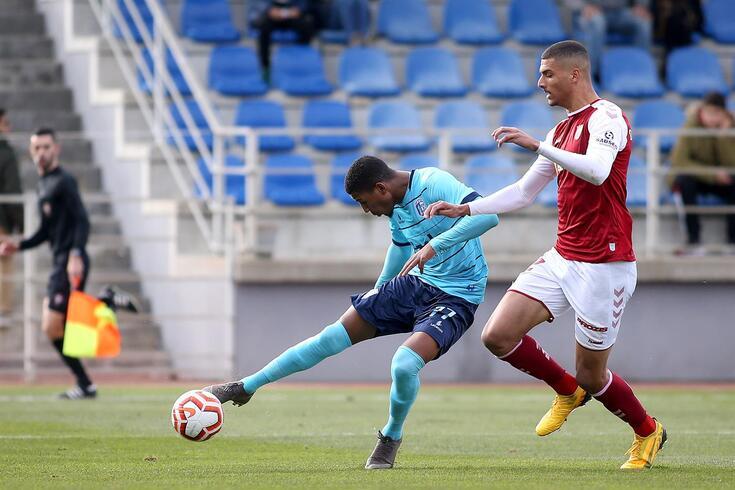 Tavinho, ex-Farense, já leva três golos apontados em dois jogos pelo Vizela