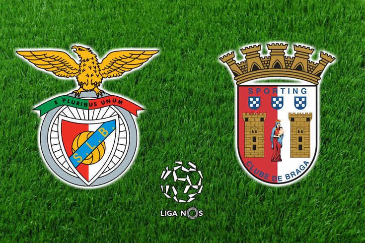 DIRETO | Benfica-Braga