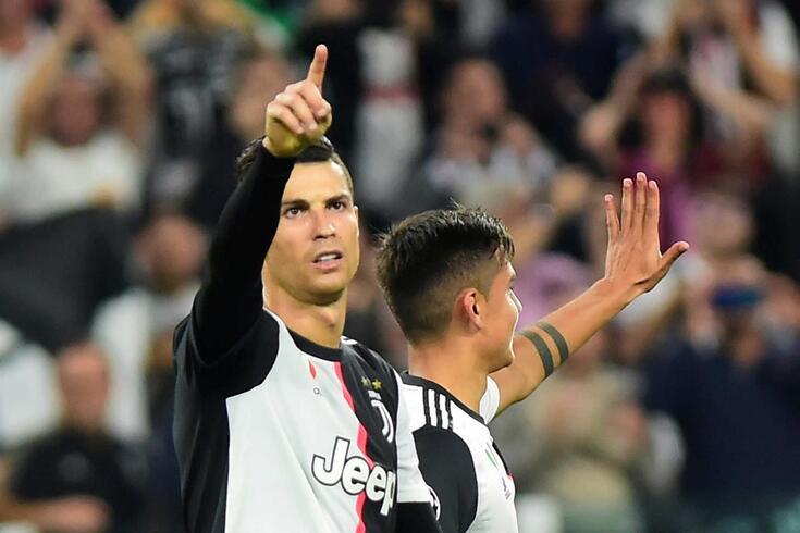 Cristiano Ronaldo marcou frente ao Leverkusen