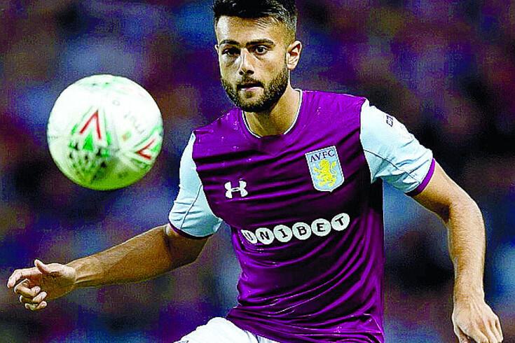 Suliman, de 21 anos, estava a competir na equipa de sub-23 do Aston Villa.