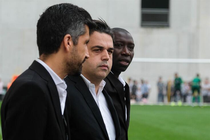 """""""Com o Lito mais cedo, estaríamos na Liga Europa a fazer melhor figura do que muitos"""""""
