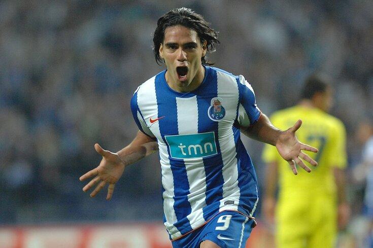 """Falcao agradece ao FC Porto: """"Sempre no meu coração"""""""