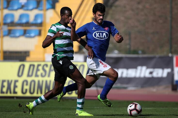 Tiago Djaló foge ao Sporting e com destino praticamente certo