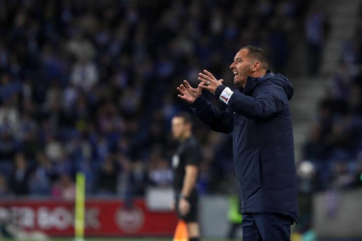 Petit, novo treinador do Belenenses SAD