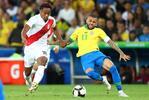 Carrillo esteve recentemente ao serviço do Peru na Copa América e foi finalista