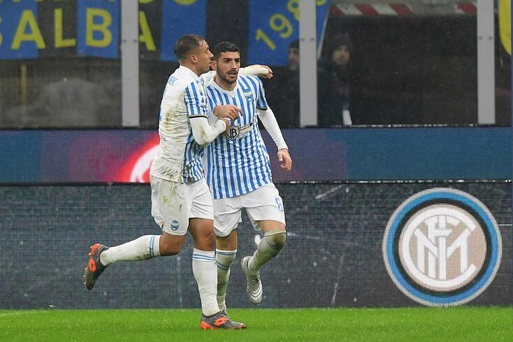 O SPAL está nos oitavos de final da Taça de Itália.