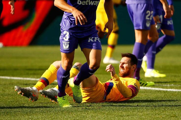 Lionel Messi está na corrida à Bola de Ouro