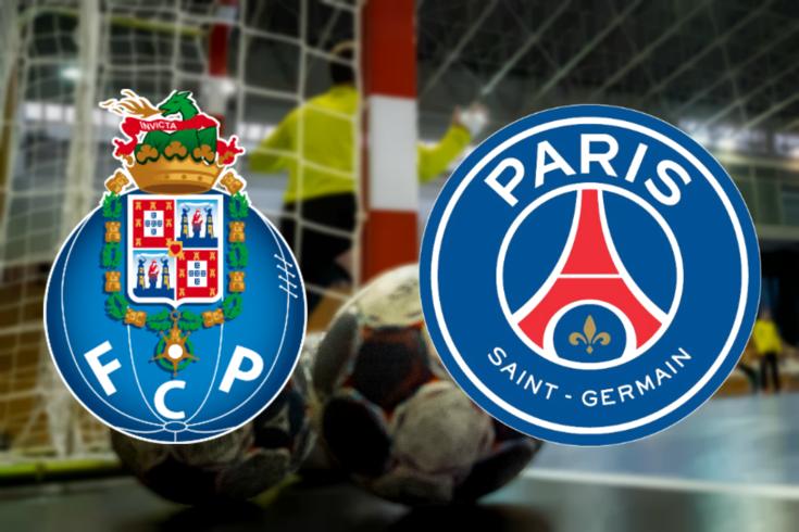 DIRETO ANDEBOL | FC Porto-PSG