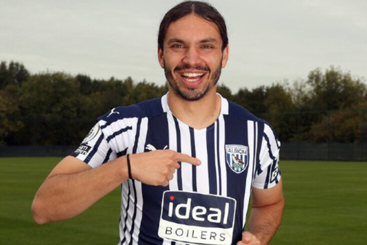 Filipe Krovinovic é reforço do WBA