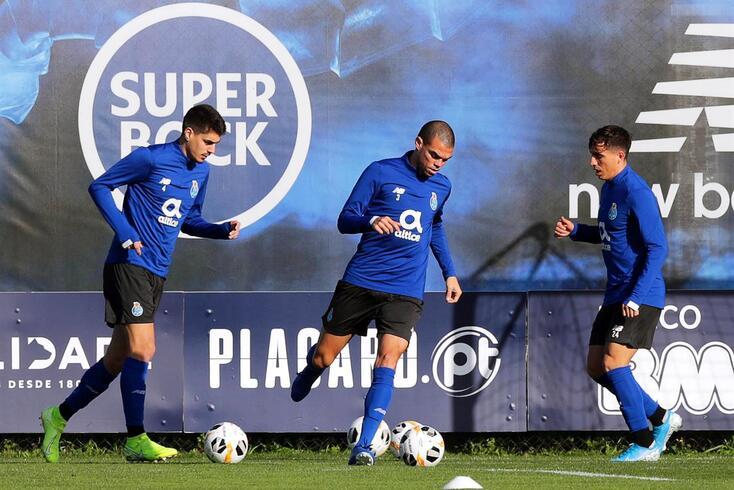 FC Porto vencedor da Liga Europa? Com trabalho, Pepe acredita que sim