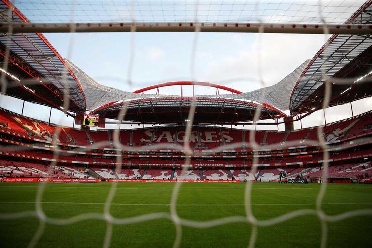 Soccer Football - Primeira Liga - Benfica v Maritimo - Estadio da Luz, Lisbon, Portugal - November 30