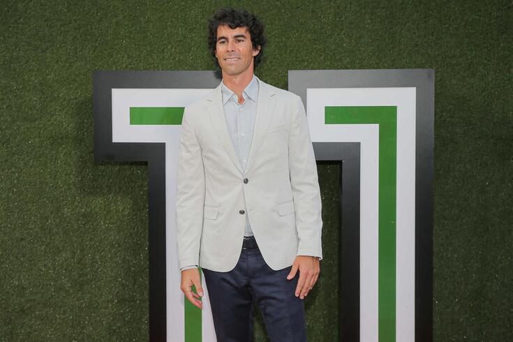 Tiago, novo treinador do Vitória