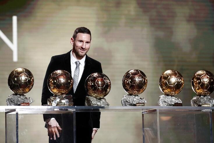 """Messi após conquistar Bola de Ouro: """"O final de carreira começa a aproximar-se..."""""""