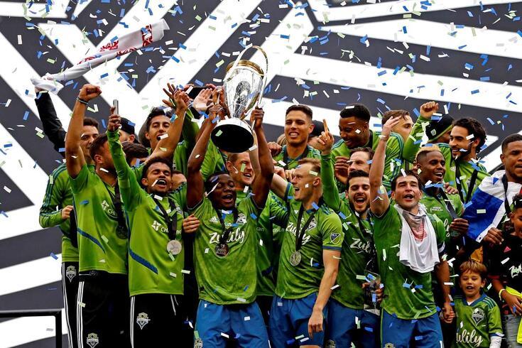 Seattle Sounders conquistam MLS pela segunda vez