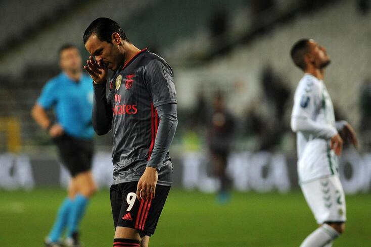 Setúbal, 21/12/2019 - O Vitoria FC recebeu esta noite o SL Benfica, em jogo a contar para a 3ª jornada