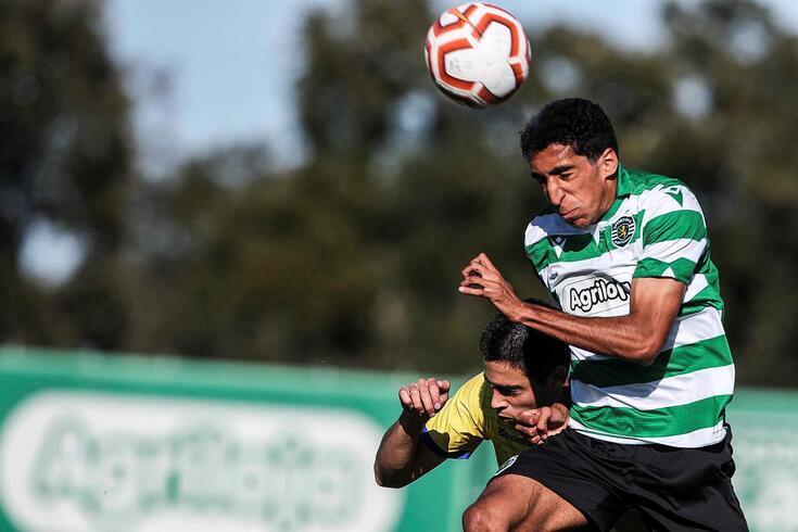 Tiago Tomás, avançado do Sporting