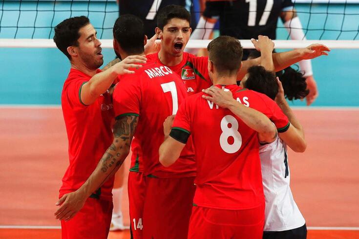 Portugal conseguiu a primeira vitória no Europeu