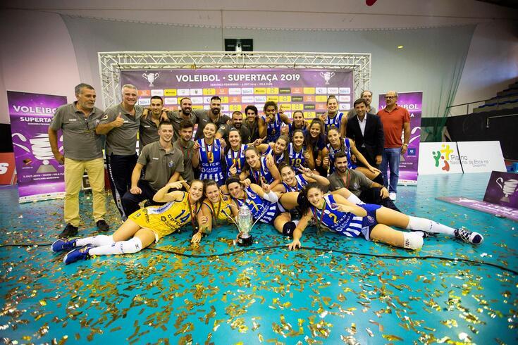 Academia José Moreira/FC Porto venceu a Supertaça