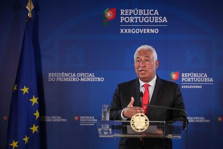 António Costa, primeiro-ministro de Portugal
