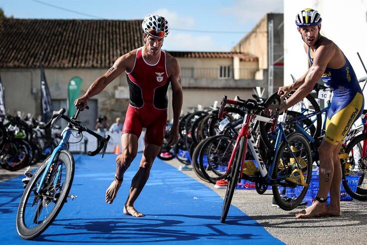 Federação de triatlo acredita na conquista de uma medalha nos Jogos de Tóquio