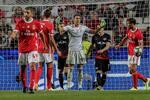 Benfica perdeu frente ao Leipzig na primeira jornada da Champions 2019/20