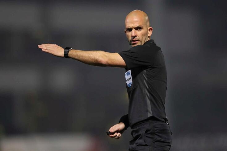 Luís Godinho, árbitro da AF Évora