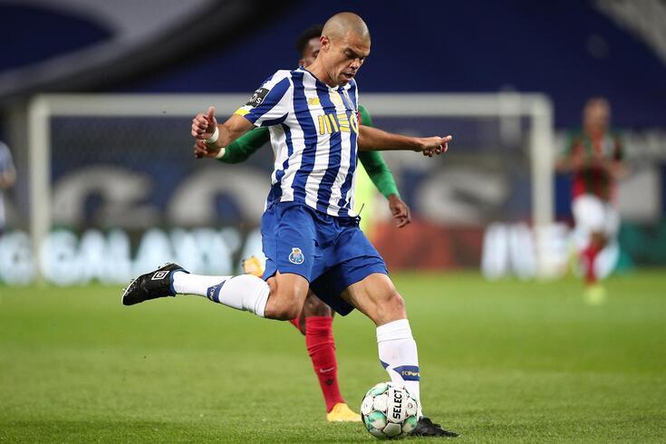 Como Pepe e Sérgio Oliveira irão gerir quarentena para defrontar o City