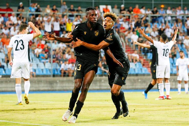 Joseph marcou dois golos nos três primeiro jogos oficiais