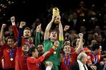 Casillas protagonizou um percurso recheado de títulos