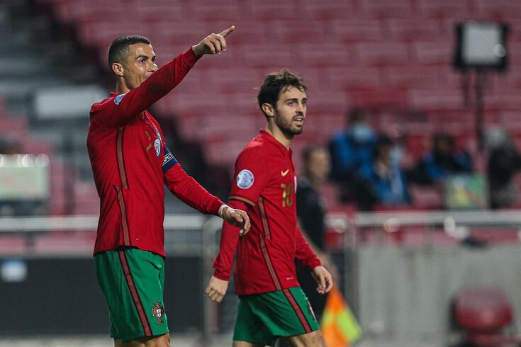 Cristiano Ronaldo marcou particularmente com Andorra