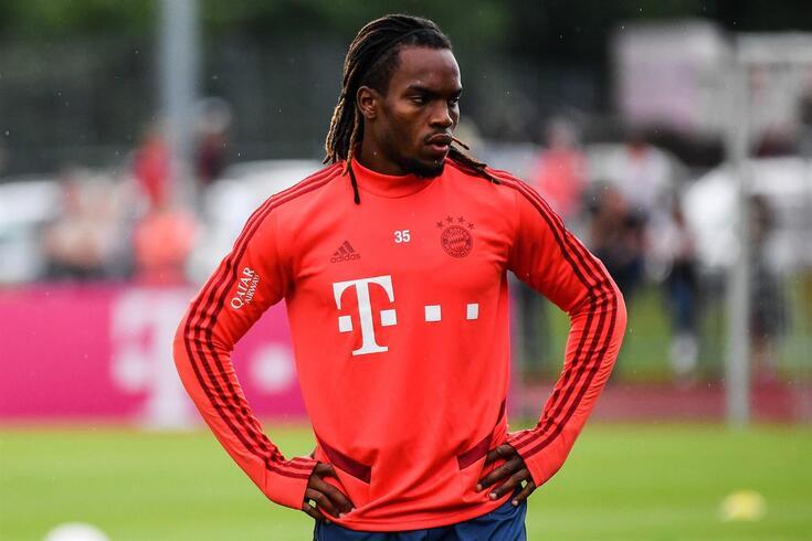 Renato Sanches pede mais minutos no Bayern