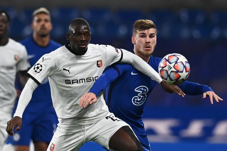 Rennes e Chelsea reencontram-se na Champions