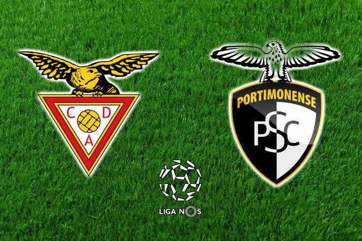 DIRETO | Aves-Portimonense