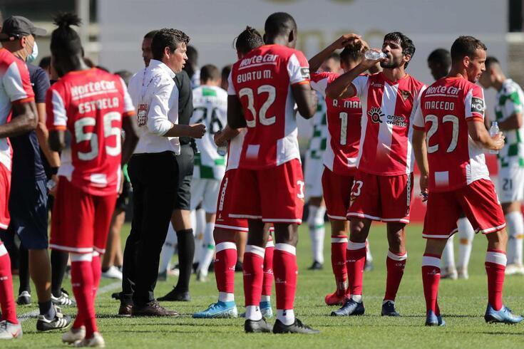 Aves vai voltar à II Liga